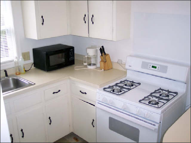 Butterfish Cove Apartments Kitchen