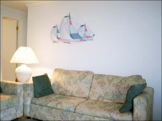 Butterfish Cove Apartments Living Room 2